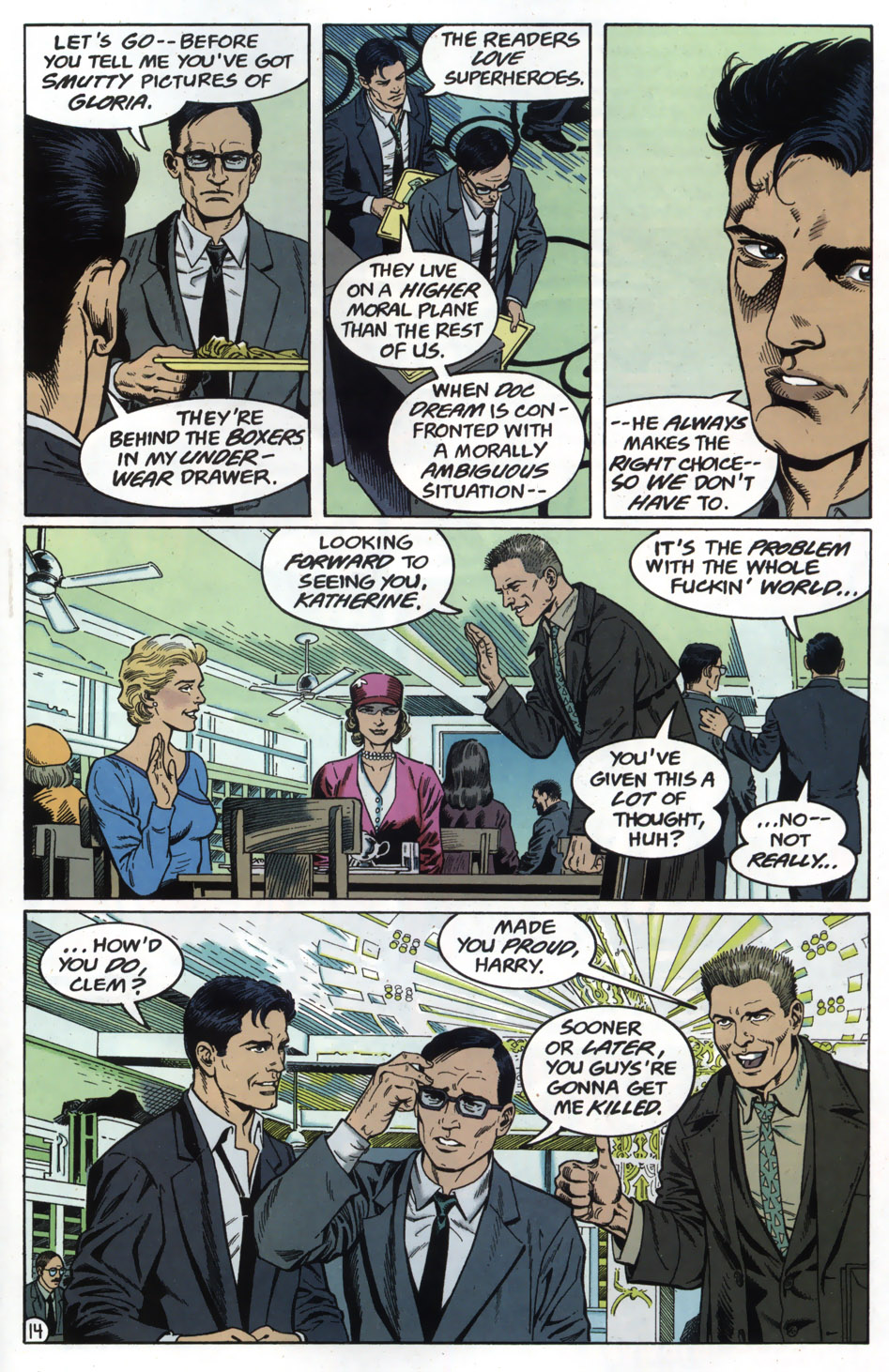 Read online American Century comic -  Issue #26 - 14