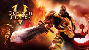 Dungeon Hunter 5 MOD APK 2.4.0i Action RPG