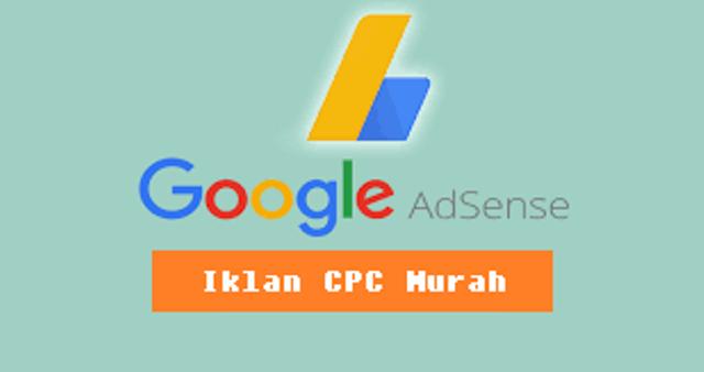 50 List Iklan Adsense yang Membayar Murah (CPC Rendah) 2016