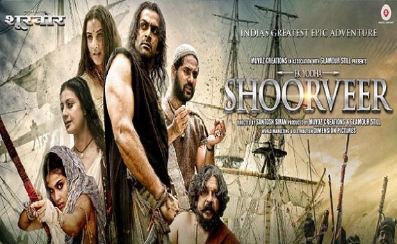Ek Yodha Shoorveer Hindi Dubbed DVDRip Download