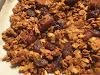 Homemade Fruit and Nut Maple Granola