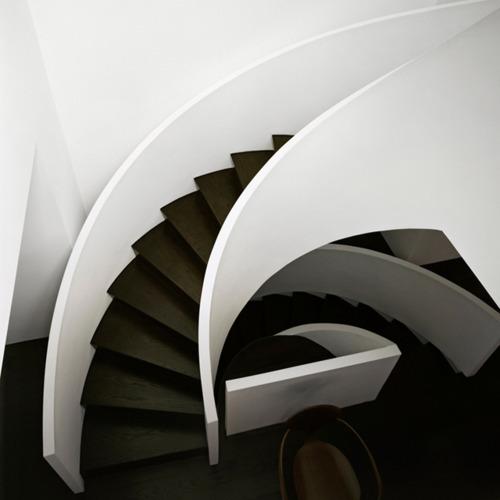 Livin´sponge: 10 Cool Spiral Staircase Designs