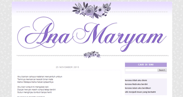 design header blog murah