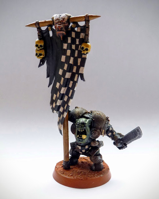 Orruk Ironjawz Ardboyz for Age of Sigmar.