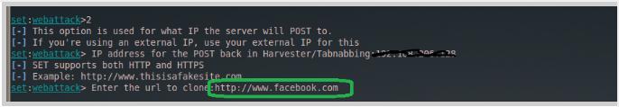 Cara Ampuh Hack akun Facebook Menggunakan Backtrack