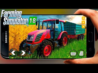Download Game Farming Simulator 18 v1.0.0.3 Mod Apk Data Full Unlimited Money