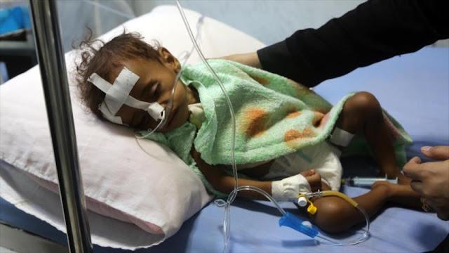 Unicef: Arabia Saudí mató a 23.000 bebés yemeníes en 2016