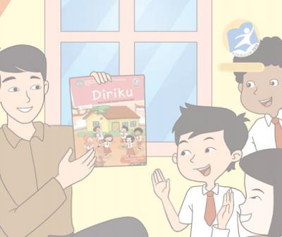 Buku Kelas 1 Guru dan Siswa Semester 1 dan 2 Kurikulum 2013 Revisi 2017