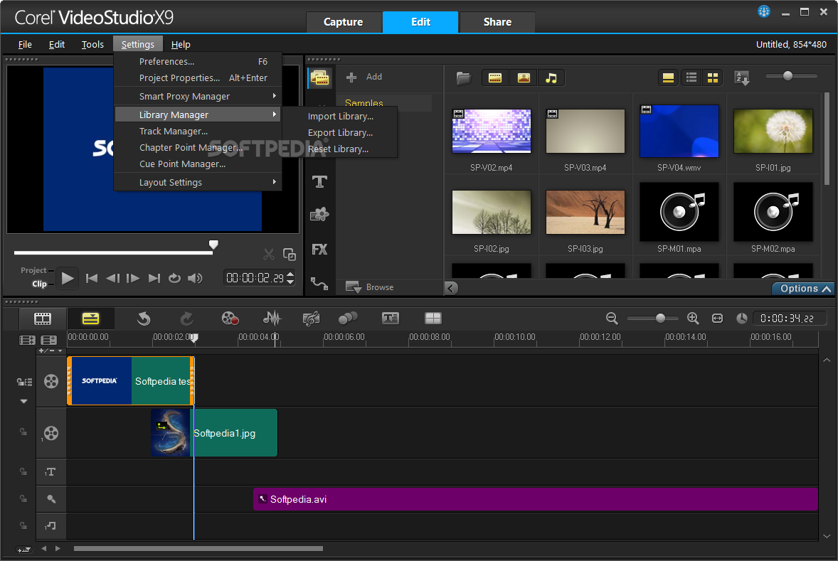 Access free valuable resources when upgrading from VideoStudio X4
