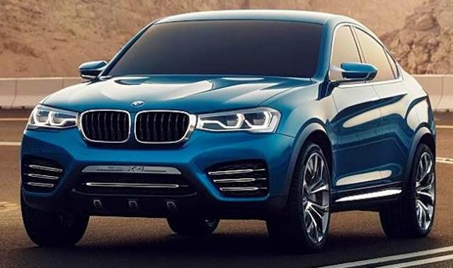 2018 BMW X4 M40i Price