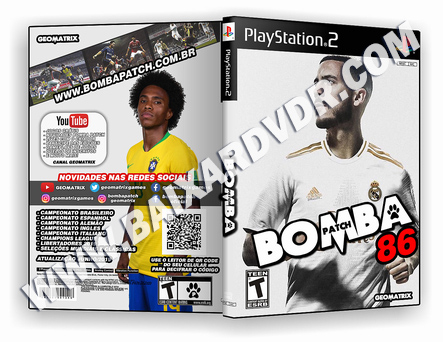 BOMBA PATCH 86 (2019) PS2