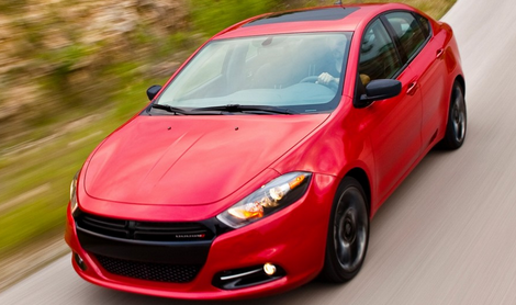 2016 Dodge Dart Refresh