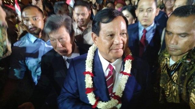 Pengusaha dan Warga Tionghoa di Medan Doakan Prabowo Menang