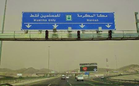 Mekke'nin arka sokakları