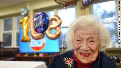 108-Year-Old New Jersey Woman Recovers From Covid-19