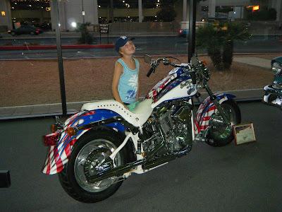 USA motorbike