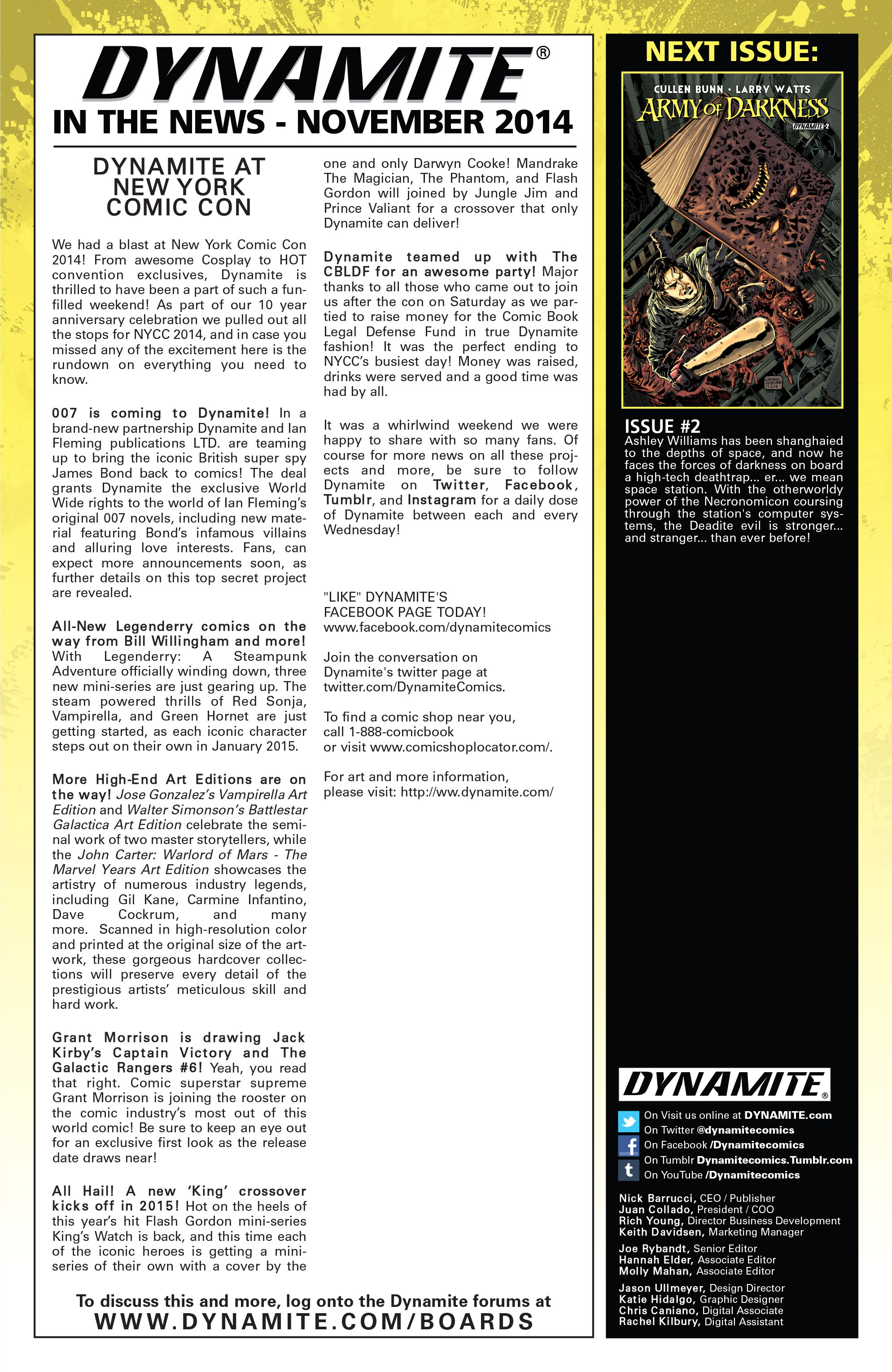 Read online Army of Darkness (2014) comic -  Issue #1 - 28