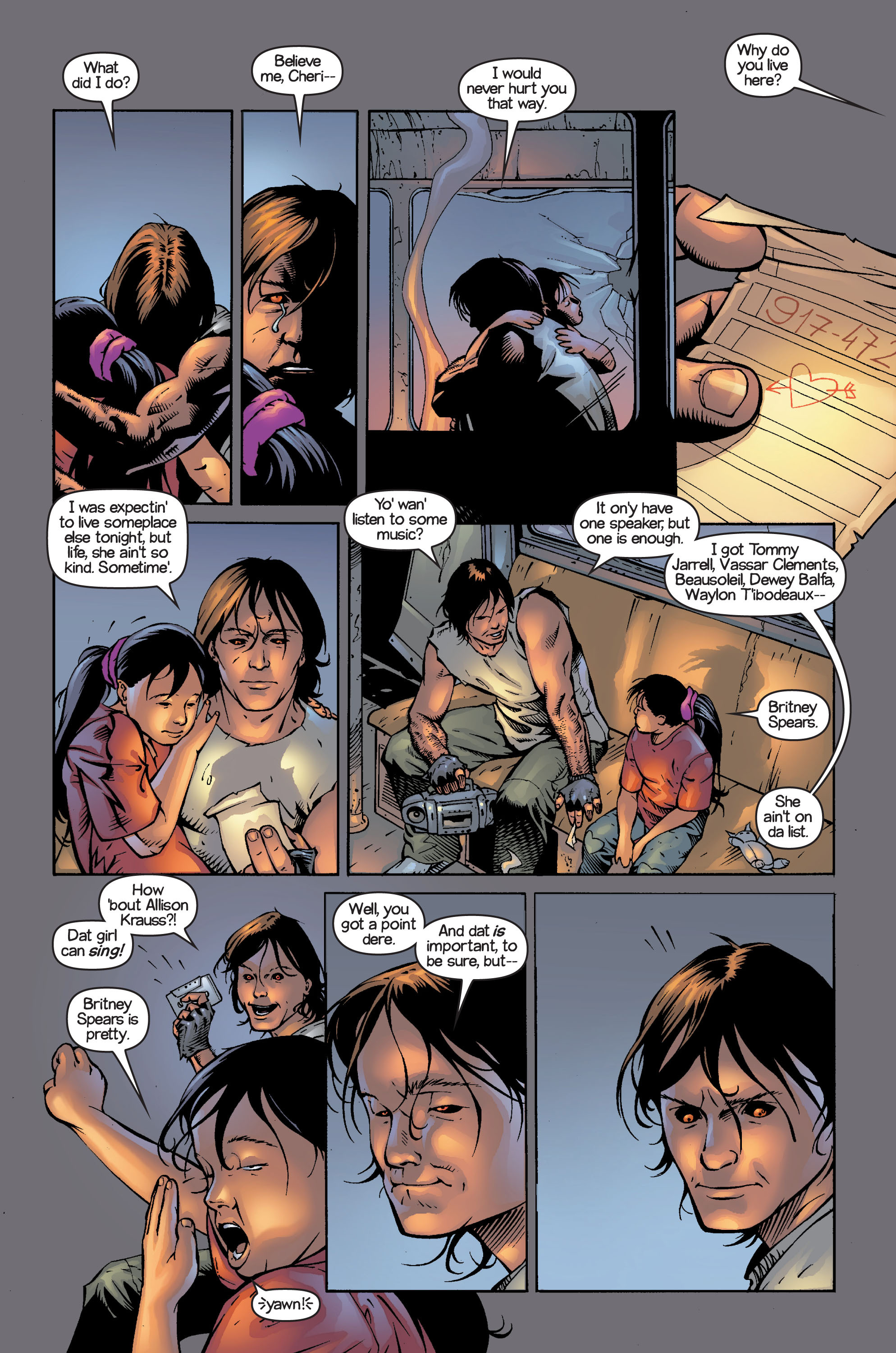 Read online Ultimate X-Men comic -  Issue #13 - 23
