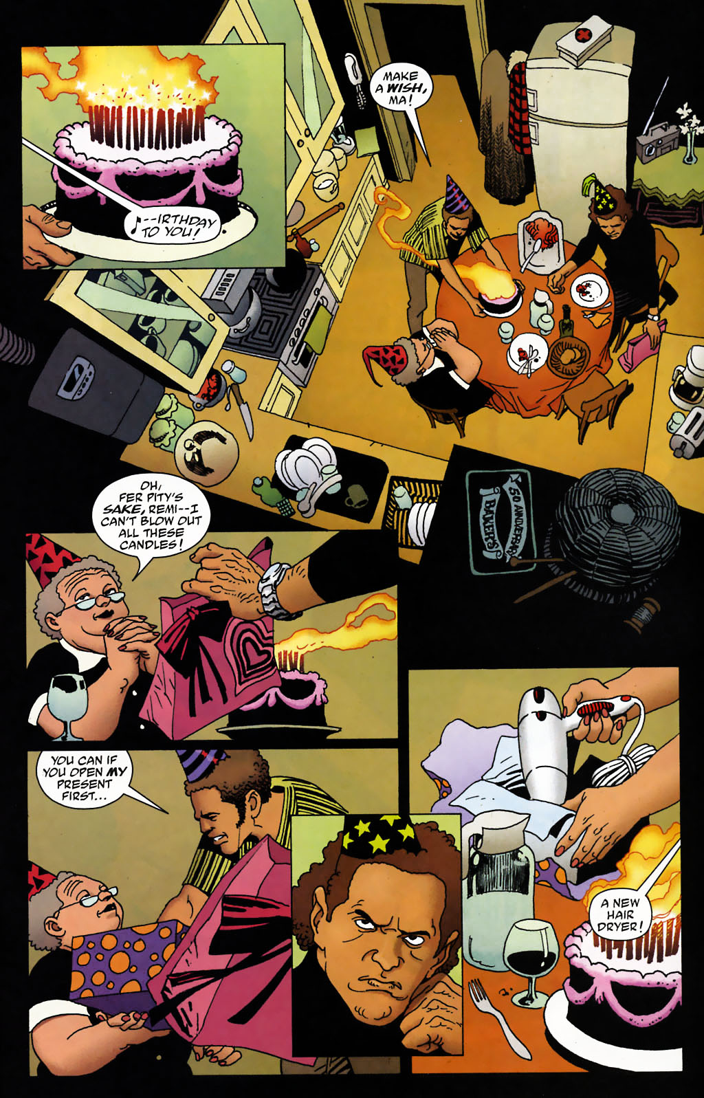 100 Bullets 72 Page 2