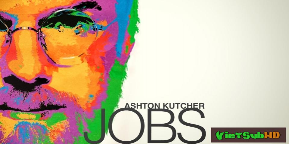 Phim Huyền Thoại Táo VietSub HD | Jobs 2013