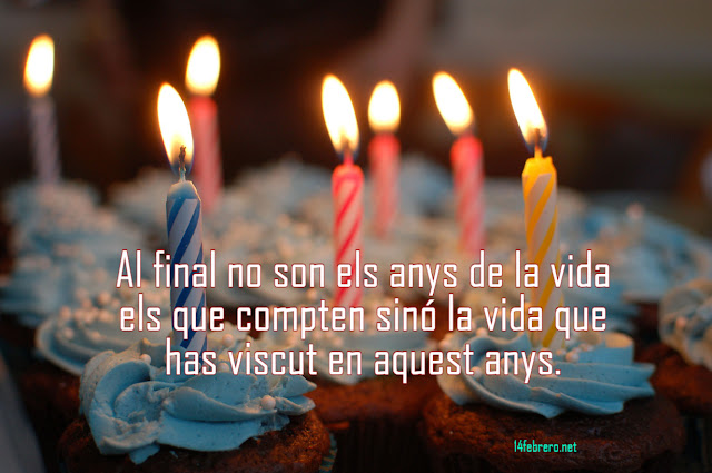 targetes i postals per felicitar aniversaris en català