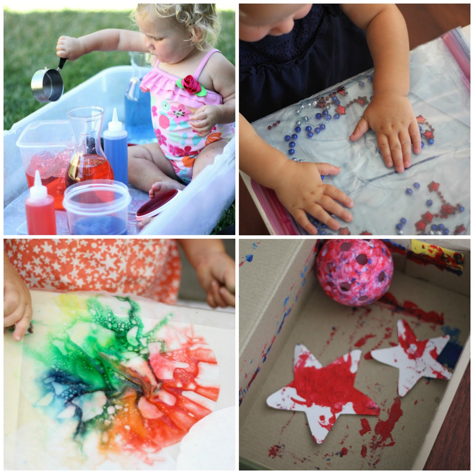 Toddler Approved 25 Easy Fourth Of July Activities For Toddlers