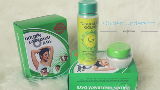 Golden UnderArm 6Days