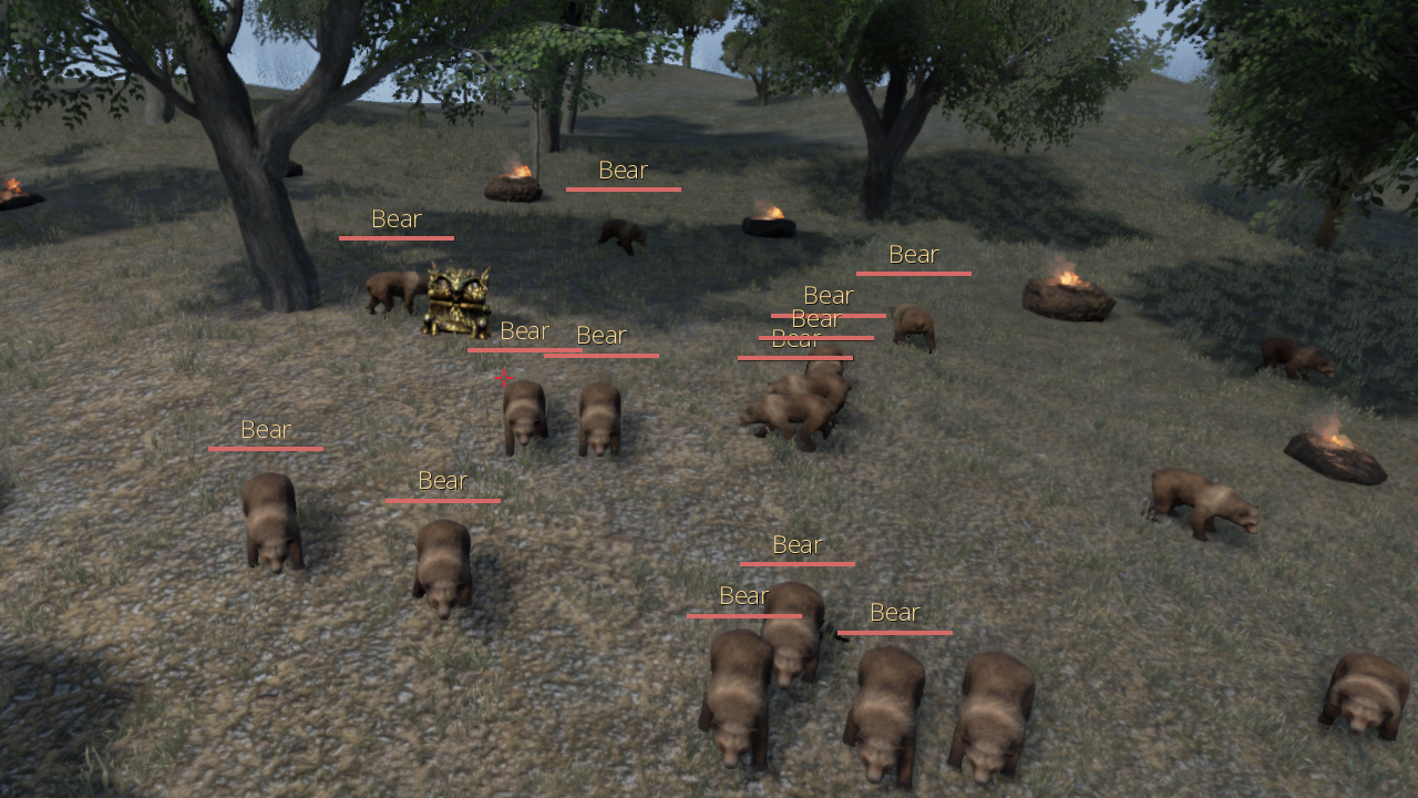 PwnAdventure3 - Game Open-World MMORPG Intentionally