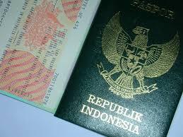 """""""Indonesia Paspor"""""""