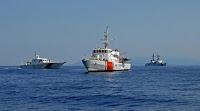 ΤΩΡΑ ΝΕΕΣ Τουρκικές προκλήσεις! — Τρία τουρκικά πλοία 1 μίλι από τη νήσο Παναγιά...