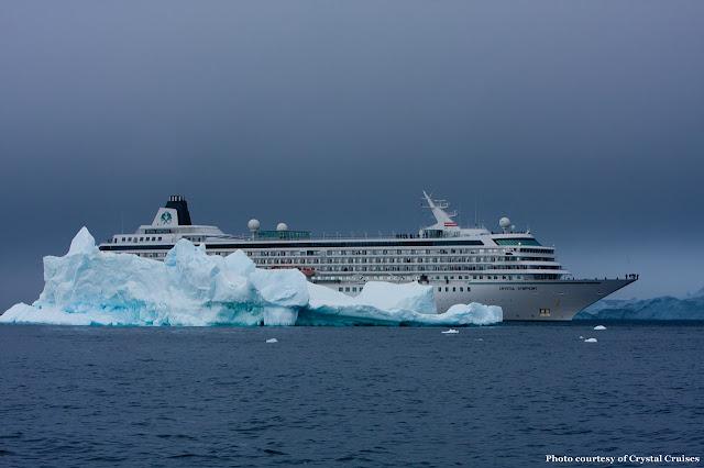 Existem diversos cruzeiros para a Antártida atualmente