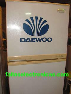 refrigerador no frost Daewoo