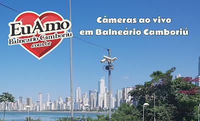 Eu amo Balneário Camboriú