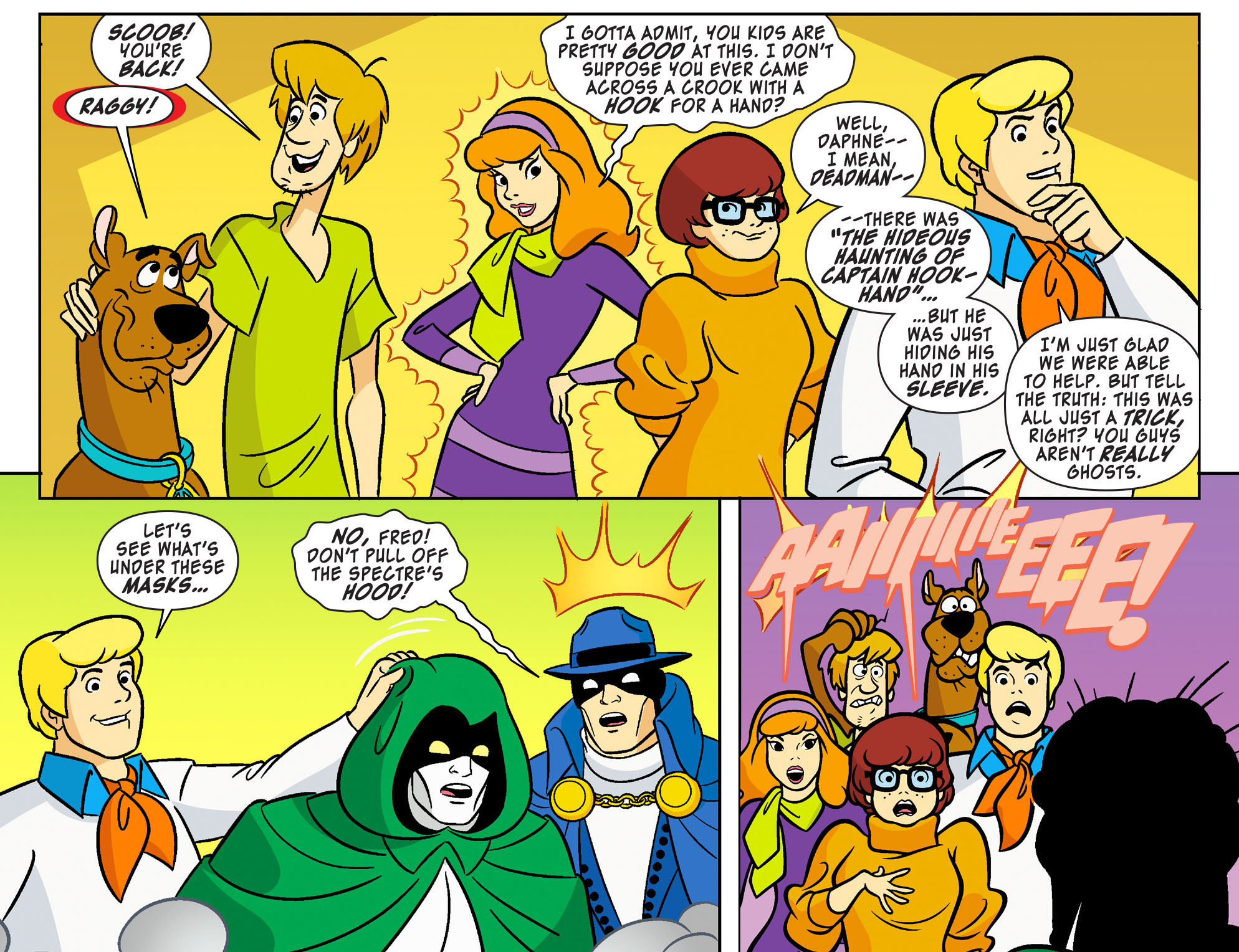 Read online Scooby-Doo! Team-Up comic -  Issue #26 - 20