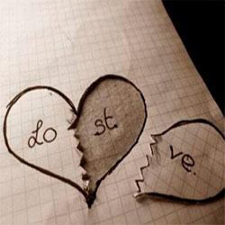 Os 9 caminhos para perder seu amor de vez