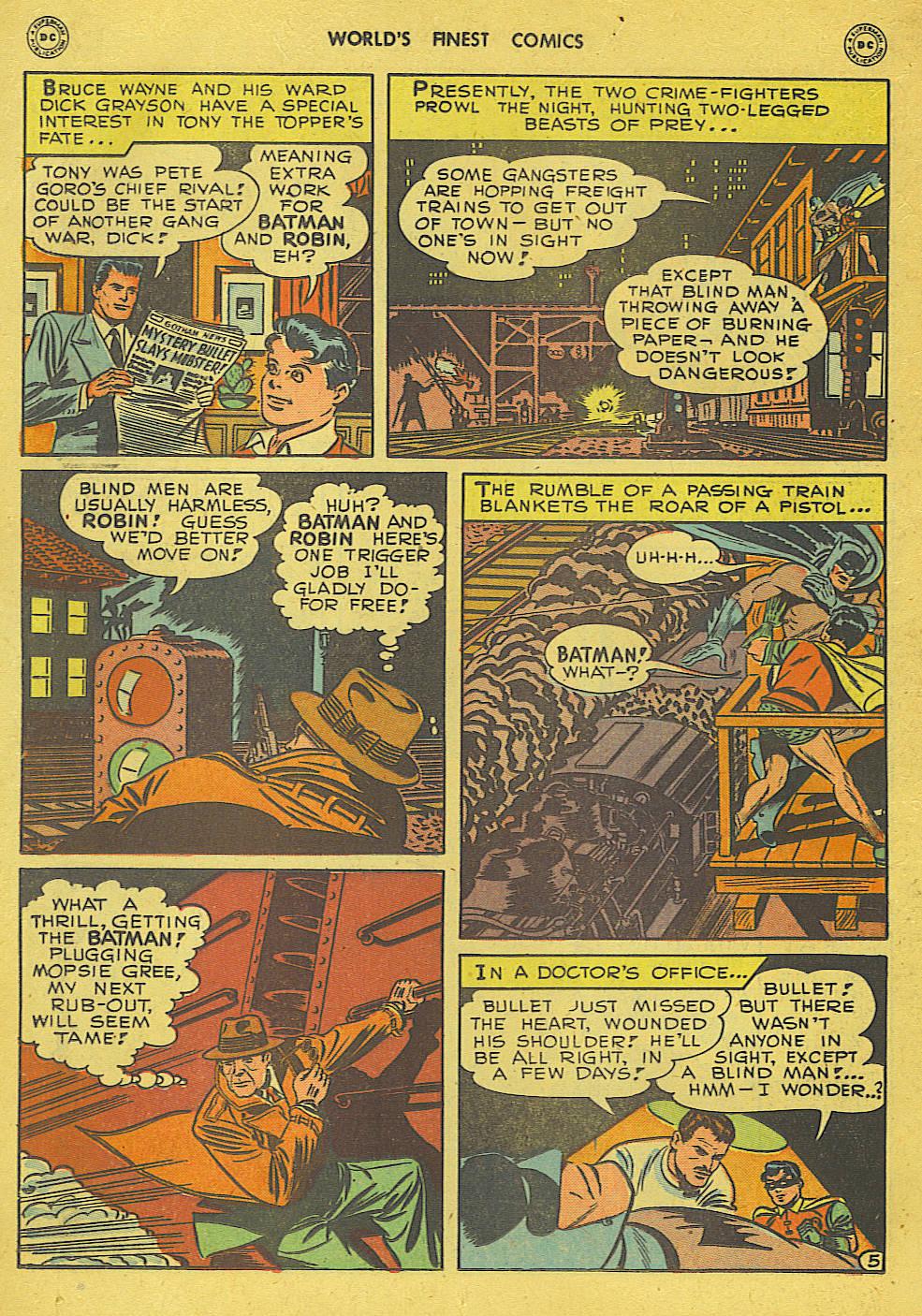 Read online World's Finest Comics comic -  Issue #34 - 66