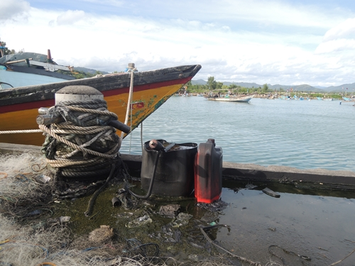 Pelabuhan Tamperan Pacitan