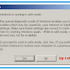 Panduan Komputer Selalu Boot Ke Windows Safe Mode
