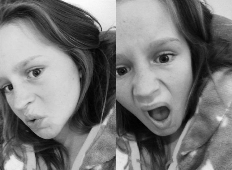 Selfies found on my phone