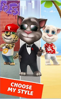 My Talking Tom Apk Mod Data