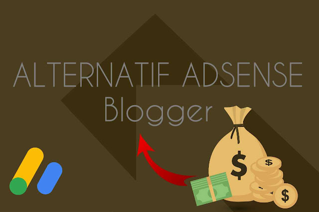alternatif adsense blogger