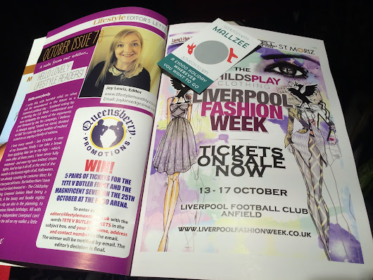 Liverpool Fashion Week with Mallzee