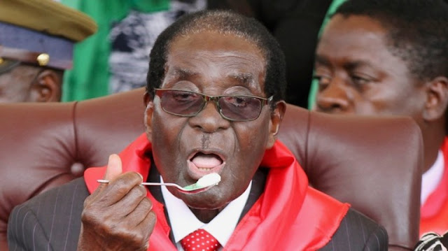 Mugabe's biological clock will end on 31st December 2015