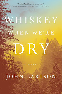 Review of Whiskey When We're Dry by John Larison
