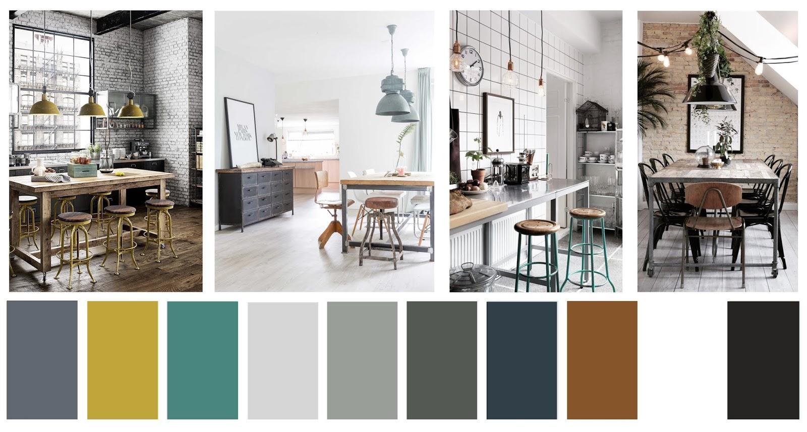 como decorar tu piso de alquiler estilo industrial