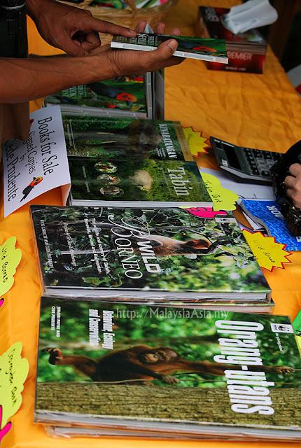 Wildlife Books Sabah