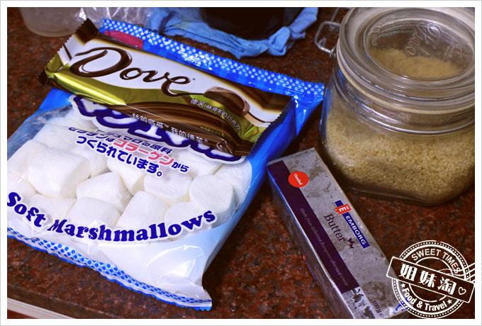 棉花糖熔岩巧克力製作教學
