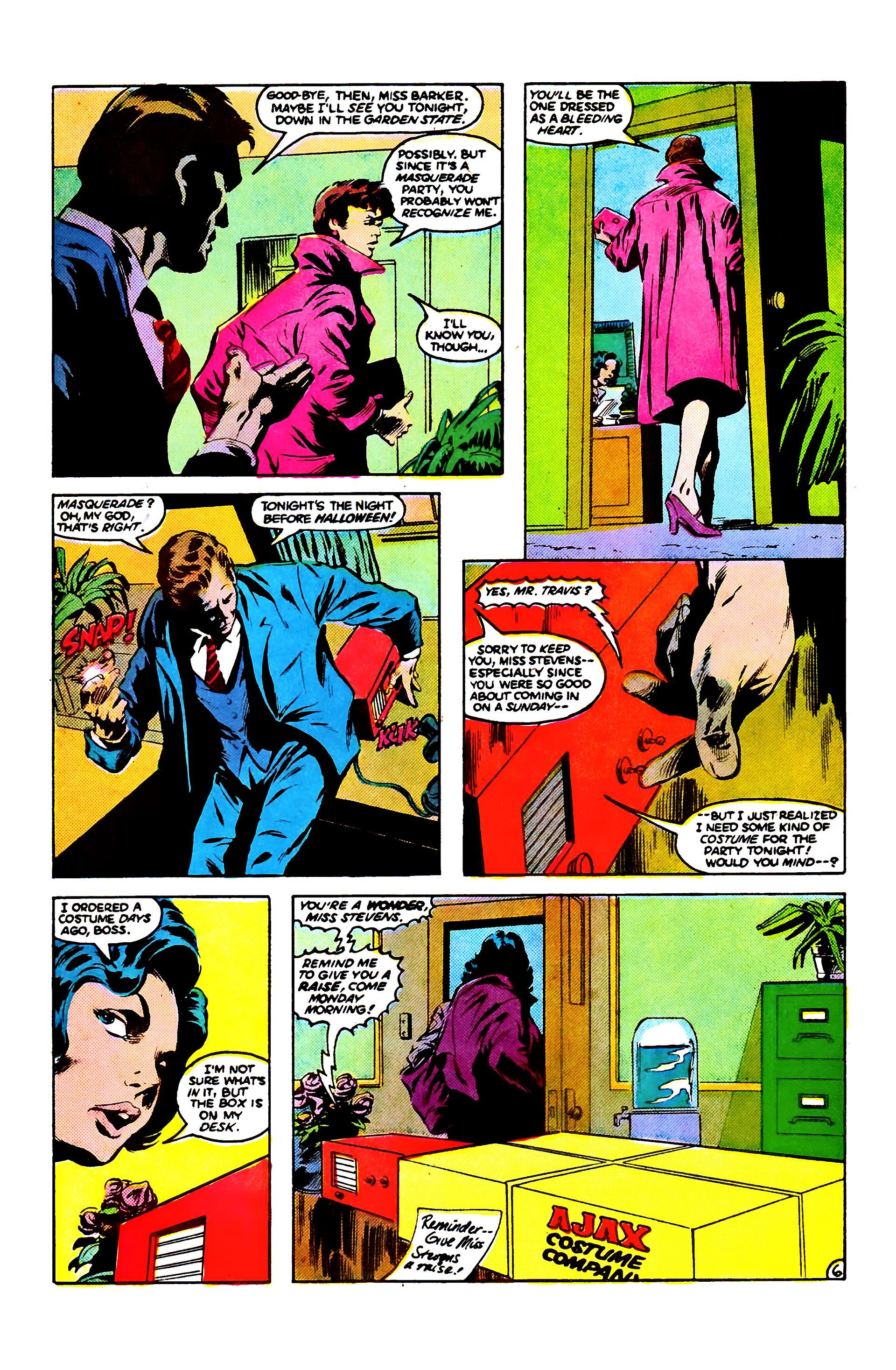 Read online Secret Origins (1986) comic -  Issue #5 - 10