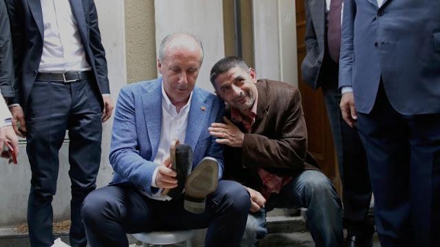 """""""Αν δεν ήταν ο Κεμάλ θα με έλεγαν Δημήτρη"""": Το προφίλ του Μουχαρέμ Ιντζέ που μιλά στη Θράκη"""