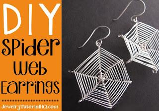 5 DIY Halloween jewelry / 5 DIY κοσμήματα για το Halloween